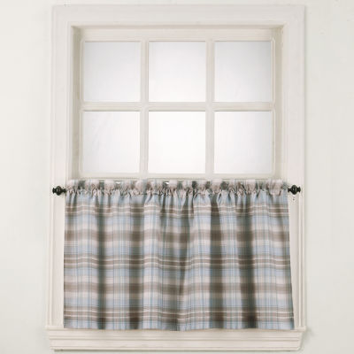 Dawson Rod-Pocket Window Tiers