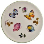 Abbiamo Tutto Butterfly Round Cake Plate