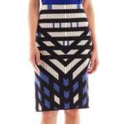 Worthington® Long Pencil Skirt