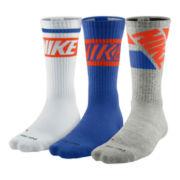 Nike® 3-pk. Dri-FIT Crew Socks