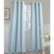 Laura Ashley® Berkley 2-Pack Grommet-Top Curtain Panels