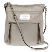 nicole by Nicole Miller Lori Crossbody Bag