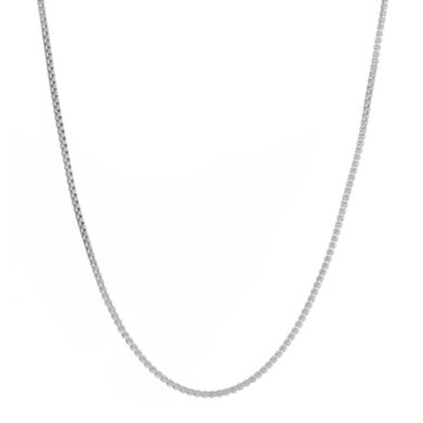 "jcpenney.com | Mens Stainless Steel 18"" 2mm Round Box Chain"