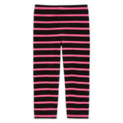 Okie Dokie® Print Leggings - Toddler Girls 2t-5t