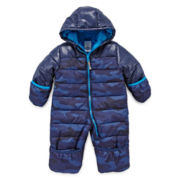 Carter's® Zip-Front Camo Snowsuit - Baby Boys 3m-9m