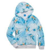 Disney Frozen Full Zip Hoodie - Girls 7-16