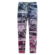 Star Wars Comic Book Leggings - Girls 7-16
