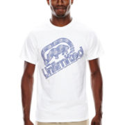 Ecko Unltd.® Broken Grid Graphic Tee
