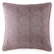 "Royal Velvet® Fenice 18"" Square Decorative Pillow"
