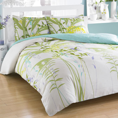 jcpenney.com | City Scene Mixed Floral Comforter Set