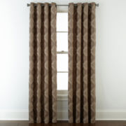 Studio™ Abbot Grommet-Top Curtain Panel