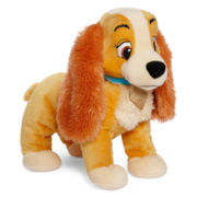 Disney Collection Lady Medium Plush