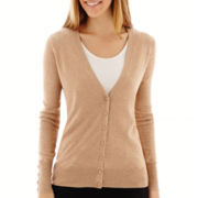 Cardigan Sweater by Worthington, in 9 Colors