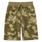 Okie Dokie® Pull-On Shorts - Preschool Boys 4-7