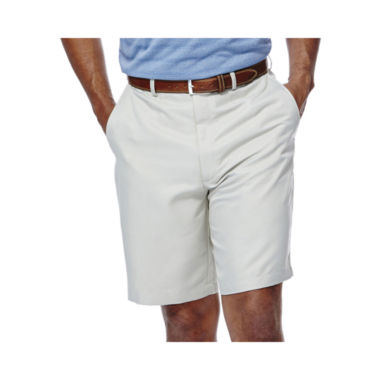 jcpenney.com | Haggar® Cool 18® No–Iron Flat-Front Shorts–Big & Tall