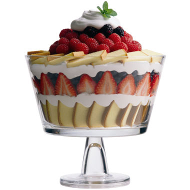 jcpenney.com | Michelangelo Collection By Luigi Bormioli Glass Trifle Bowl