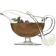 Michelangelo Masterpiece Sauce Bowl With Ladle