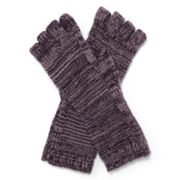 Olsenboye® Tweed Fingerless Gloves
