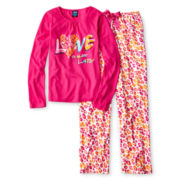Jelli Fish Kids 2-pc. Love Sleep Set - Girls 7-16