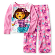 Dora 2-pc. Sleep Set - Girls 2t-4t