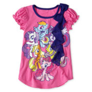My Little Pony Fashion Tee - Girls 2t-6