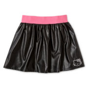 Hello Kitty® Pleather Skirt - Girls 6-16