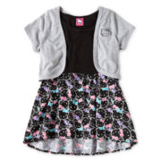 Hello Kitty® Shrug Top - Girls 6-16