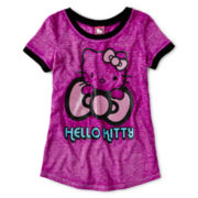 Hello Kitty® Burnout Top - Girls 6-16