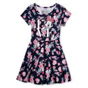 Disney Minnie Mouse Floral Dress - Girls 6-16
