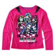 Monster High Lightening Top - Girls 6-16