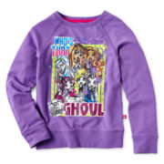 Monster High Ghoul Sweatshirt - Girls 6-16