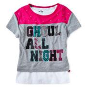 Monster High Short-Sleeve Doubler Tee - Girls 6-16