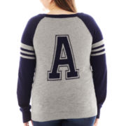 Arizona Varsity Cardigan - Plus