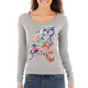 Arizona Embellished Sweatshirt