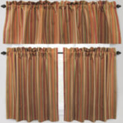Park B. Smith Raynier Kitchen Curtains