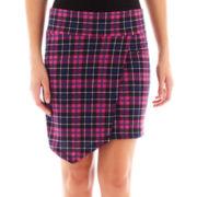 Lily Star Asymmetrical Skirt