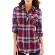 Arizona Plaid Tunic
