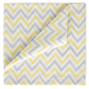 JCPenney Home™ 200tc Cotton Classics Twin XL Chevron Sheet Set