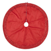 Peppermint Twist Tree Skirt