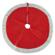 Glitter Brights Tree Skirt