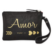 On the Verge Amor Wristlet - Girls