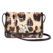 On the Verge Sequin Mini Crossbody Bag - Girls