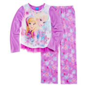 Disney Frozen Pajama Set - Girls 4-10