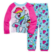 My Little Pony Pajamas - Girls 4-10