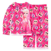 Barbie Pajamas - Toddler Girls 2t-4t