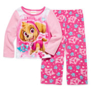Paw Patrol Pajamas - Toddler Girls 2t-4t