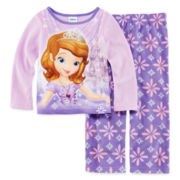 Disney Sofia the First Pajamas - Toddler Girls 2t-4t