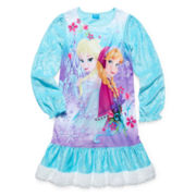 Disney Frozen Nightgown - Girls 4-10