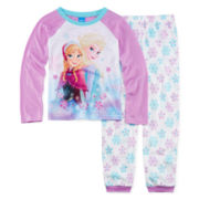 Disney Frozen Pajamas - Girls 4-10