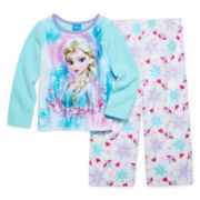 Disney Frozen Pajamas - Toddler Girls 2t-4t